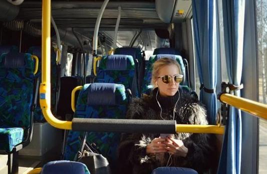 Las mejores formas de protegerse del coronavirus en el transporte público  2021